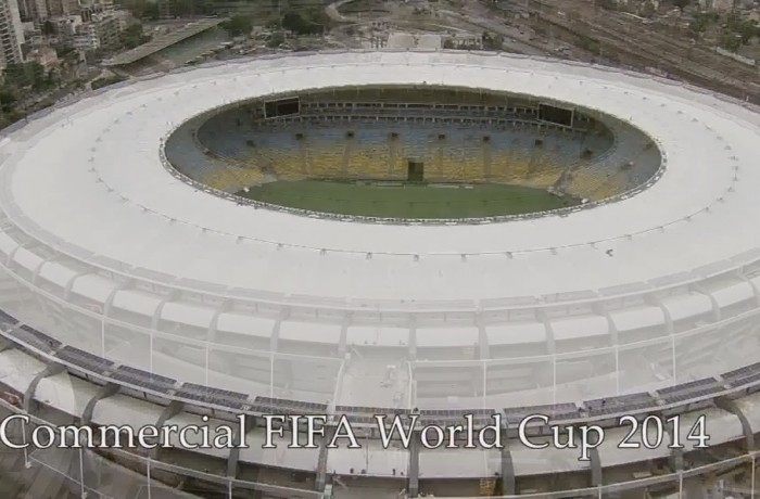 Comercial FIFA World Cup 2014