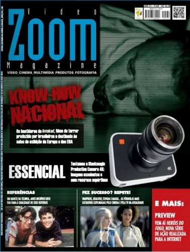 zoom magazine capa